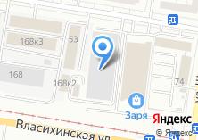 Компания «Промрегион» на карте