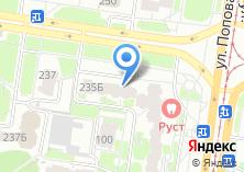 Компания «Медикал-Маркет» на карте