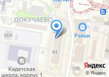 Компания «Медицинская одежда» на карте