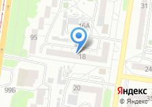 Компания «Идеал» на карте