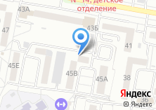 Компания «KAV-Service» на карте