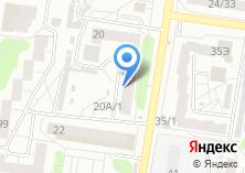 Компания «Мобильная связь» на карте