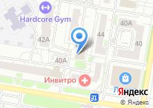 Компания «АРТ-Комплект» на карте