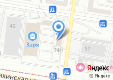 Компания «Ай да потолок производственная компания Скоро переедем» на карте