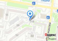 Компания «Хмельной бочонок» на карте