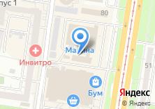 Компания «СКАУТ» на карте
