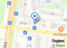 Компания «22 Дюйма» на карте