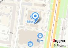 Компания «Е1» на карте