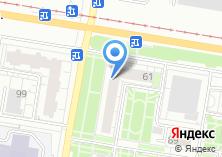 Компания «Сеть продуктовых минимаркетов» на карте