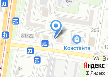 Компания «Магазин фастфудной продукции» на карте