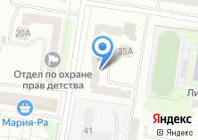 Компания «Аурум» на карте