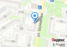 Компания «Фифа» на карте