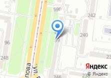 Компания «АлтАлия» на карте