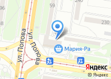 Компания «Винни-Пух» на карте