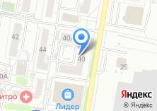Компания «Шар-М» на карте