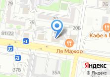Компания «Букетик» на карте
