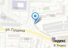 Компания «Шаурма-блинОК!» на карте