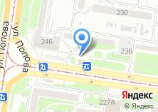 Компания «Алтайские фейерверки» на карте