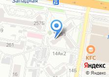 Компания «ТехноLинк» на карте