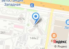 Компания «Казхимпром» на карте