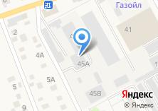 Компания «Алтайский кондитер» на карте