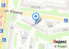 Компания «Воздушный фронт» на карте