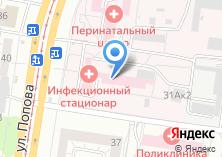 Компания «Городская детская инфекционная больница №2» на карте