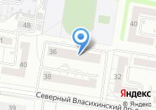 Компания «ЖСК 166» на карте