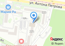 Компания «Алтайская оптово-розничная компания» на карте