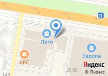 Компания «Сеть магазинов дамского белья и колгот» на карте
