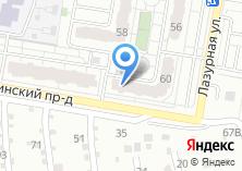 Компания «ПК Сервис» на карте