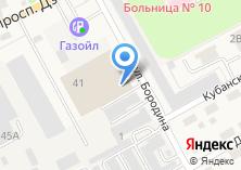 Компания «Творческая мастерская ЯРТ» на карте