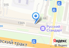 Компания «Банкомат Банк Русский Стандарт» на карте