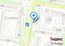 Компания «Магазин-салон подержанных сотовых телефонов» на карте