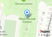 Компания «Алтайская резиденция Деда Мороза» на карте