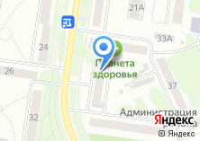 Компания «МебельНик» на карте