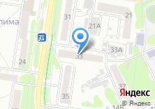 Компания «Адвокатская контора №1 Индустриального района» на карте