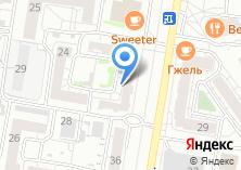 Компания «Септима торговый дом» на карте