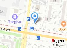 Компания «Алтайстройпроект» на карте