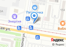 Компания «DaVita» на карте