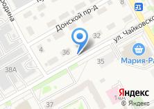 Компания «ПивНицца» на карте