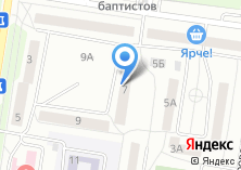 Компания «Архитектурно-проектное бюро» на карте
