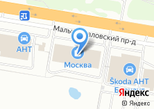 Компания «А У НАС РЕМОНТ» на карте