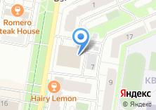 Компания «Tortel» на карте