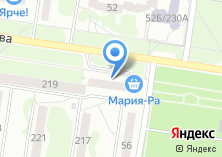 Компания «Серебряный век» на карте