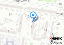 Компания «ЖЭУ №20» на карте