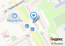 Компания «Пироговъ» на карте