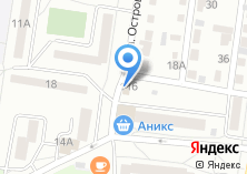 Компания «Жемчужинка» на карте