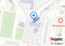 Компания «Детский сад №262» на карте