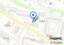 Компания «Адвокатская контора №2 Ленинского района» на карте